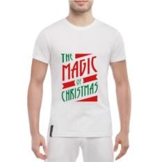 Мужская футболка The magic of christmas