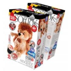 Набор для творчества Plush Heart Мягкая игрушка. Ёжик»