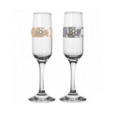 Набор свадебных бокалов №33