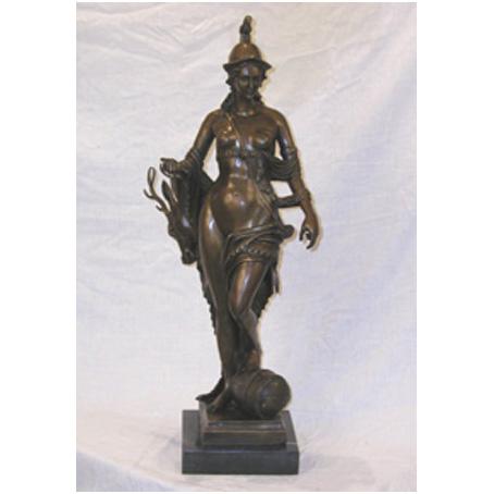 Статуэтка «Диана-богиня охоты»
