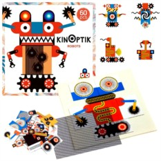 Пазл-аниматор «Робот» (60 деталей)