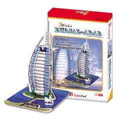 3D-пазл «Отель Дубаи»