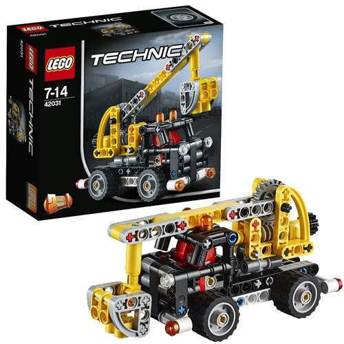 Конструктор - LEGO Technic Ремонтный автокран
