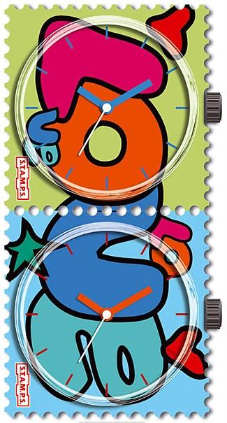 Настенные часы S.T.A.M.P.S. 412018