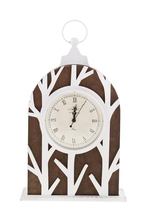 Настольные часы Лес
