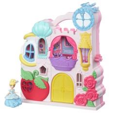 Игровой набор Замок для маленьких кукол принцесс