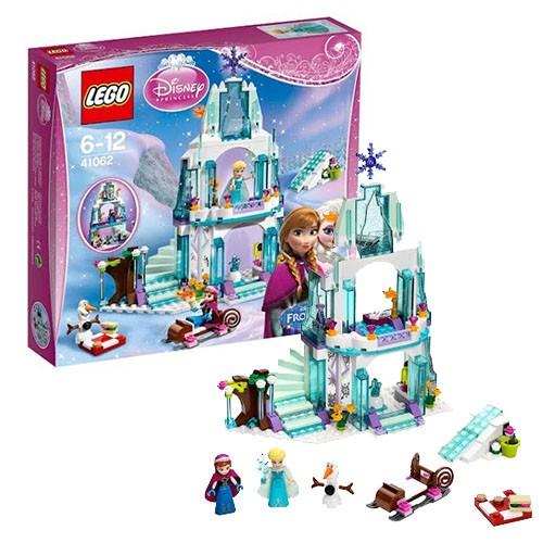 Конструктор Lego Disney Princesses Ледяной замок Эльзы