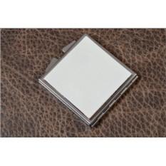 Карманное зеркальце (белый)
