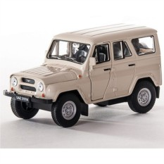 Модель машины Welly 1:34-39 УАЗ 31514