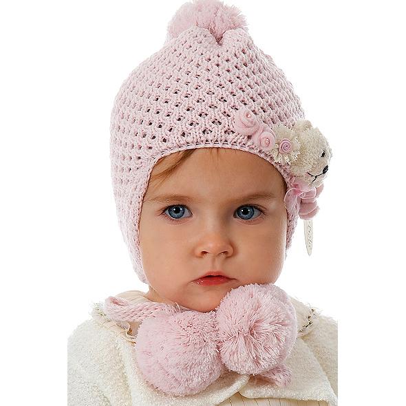 Шапка зимняя Joli bebe Италия