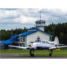 Полет на ЯК-18Т (40 минут)