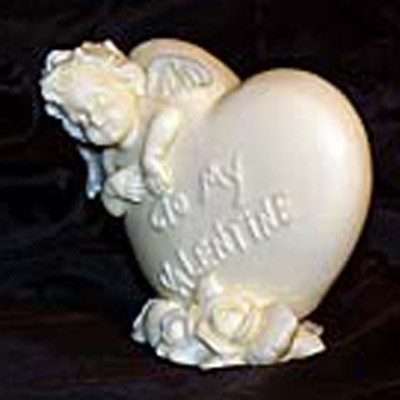 Шоколадная фигурка To my valentine