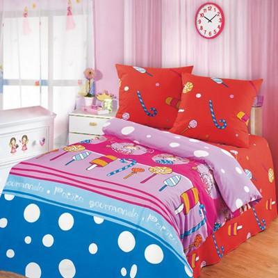 Комплект детского постельного белья «Сладкоежки»