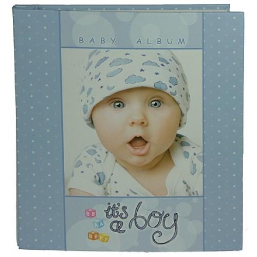 Фотоальбом Новорожденный с магнитными листами