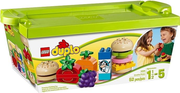 Конструктор LEGO DUPLO Весёлый пикник
