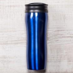 Синий термостакан Shape