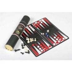 Подарочный набор шахматы, шашки и нарды