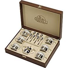 Чайный сервиз на 6 персон (Chinelli)