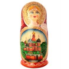 Набор матрешек Москва великая