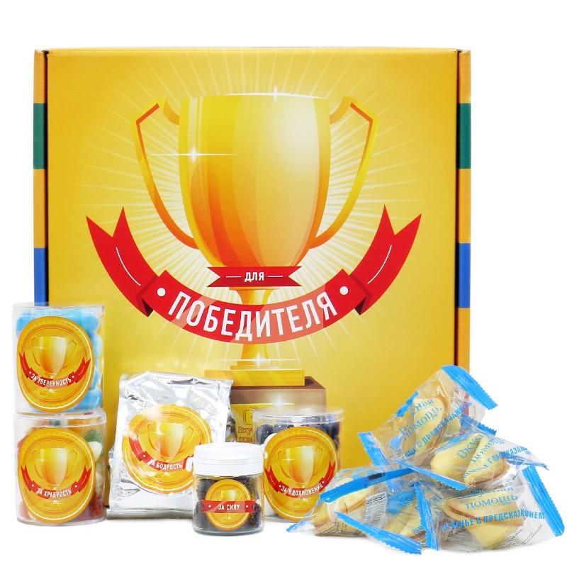 Большой набор всего вкусного «Для победителя»