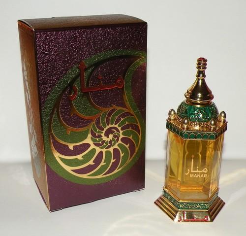 Арабские духи manar/манар, 45 мл
