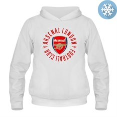Утепленная толстовка-кенгуру Arsenal FC