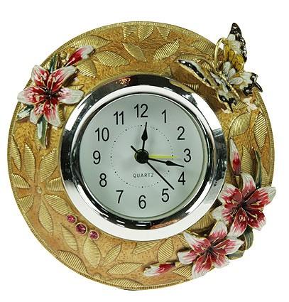 Настольные часы Золотая пора