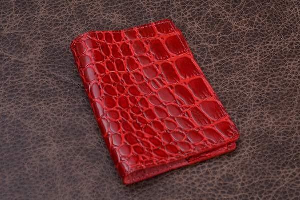 Обложка для паспорта Amelie (красная)