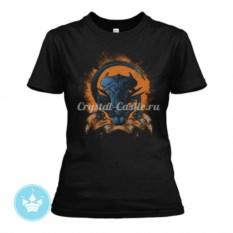 Женская футболка Aliens