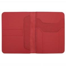 Автобумажник Hakuna Matata (цвет: красный)