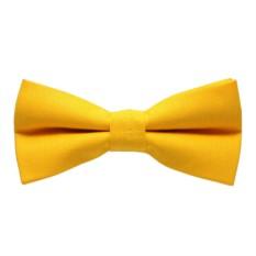Галстук-бабочка (желтая)