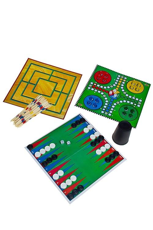 Набор настольных игр для взрослых