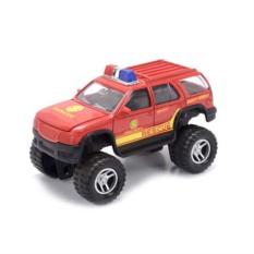 Машинка New Bright&Soma Пожарный внедорожник