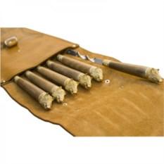 Подарочные шампура 6 штук в колчане Кабаны