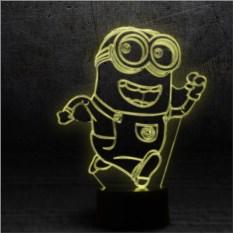 3D Светильник «Миньон»