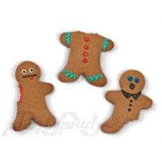 Форма для печенья Человечек Abc cookie cutters