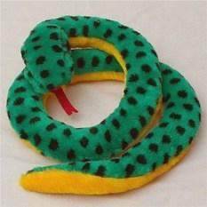 Мягкая игрушка Змея Глафира