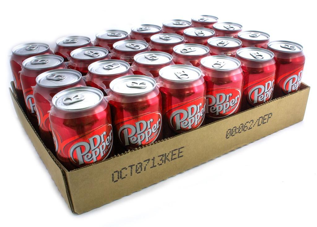 Напиток Dr.Pepper (24 шт.)