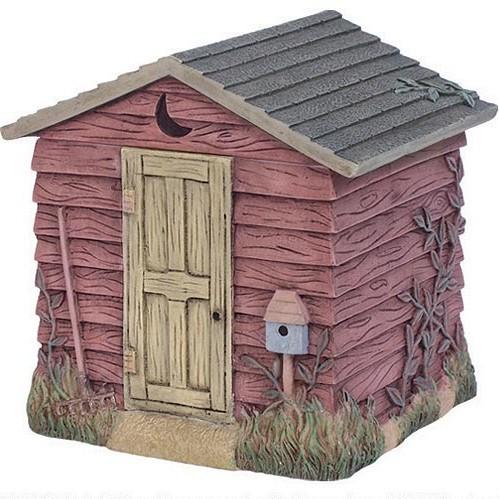 Контейнер для ватных палочек/дисков Outhouses