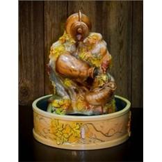Настольный фонтан «Кувшины»