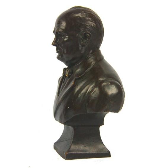 Бюст «У.Черчилль»