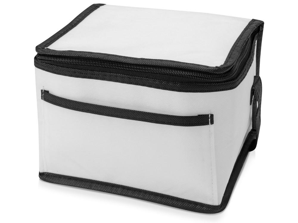 Белая сумка-холодильник Альбертина