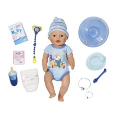 Интерактивная кукла-мальчик Zapf Creation Baby born