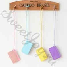 Чехол для карточки на шнурке Smile Cardcase