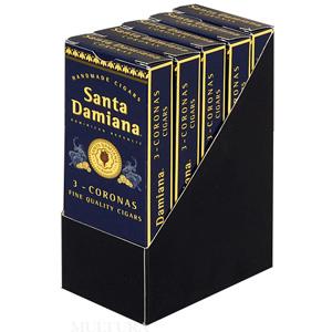 Доминиканские сигары Santa Damiana H-2000 Corona