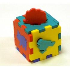 Конструктор «Кубик с животными»