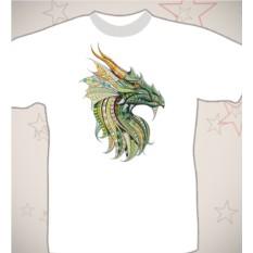 Подарочная футболка «Дракон»