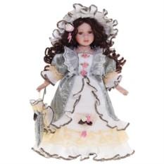 Фарфоровая кукла Жанна