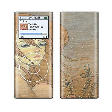 Обложка для iPod Nano 2 Skins Odaijini