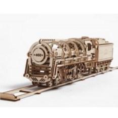 3D пазл Ugears Поезд
